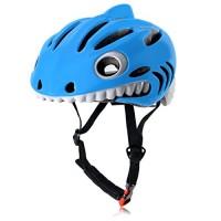 Bavilk Kids Bike Helmet Ultra Light Multi-Sport Breathable Shark Helmet - B07DWQGM3P