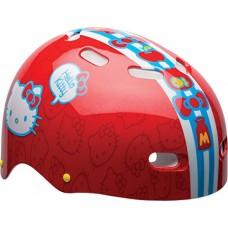 Bell Hello Kitty Red Bow Child Multisport Helmet - B01M68UZM6