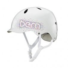 Bern Girls' Bandita Helmet & Performance Sweatband Bundle - B073VYMPTT