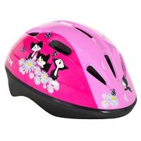 Capstone Toddler Helmet  Pink Kittens - B073ZH3LK5