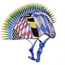 Krash Cube Hurt Mohawk Helmet - B008V7KIQ0