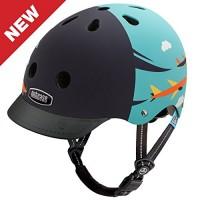 Nutcase - Little Nutty Bike Helmet for Kids  Sky Flyer Matte - B077T3BMR5