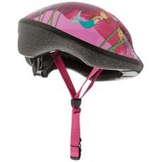 Raleigh Girl's Little Terra Mermaid Cycle Helmet - Black/Green  48-54 cm - B004P7XBIW