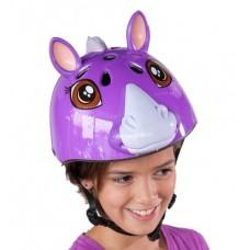 Raskulls 3-D Helmet with Shock Absorbing EPS Inner Shell  in Pony - B006JPKH9O