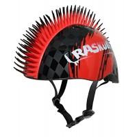 Raskullz Hawk Helmet (Black  Ages 3+) - B004WT0780