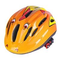 RuiyiF Kids Bike Helmet Cycling Riding Sports Helmet for kids - Yellow - B06X95XC2F