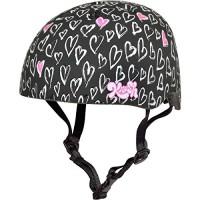 C-Preme Krash Sketchy Heart Youth Helmet - B06XZ4DTN2