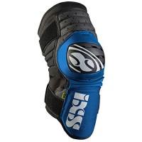 IXS Dagger Knee/Shin Guard - 482-510-3605 (Blue (D'Claw) - M) - B00UKSVK10
