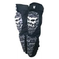 Kali Protectives Aazis Plus 180 Soft Knee/Shin Guard  Black  X-Large - B00BHCD624