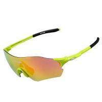 Leegoal Polarized Cycling Glasses  Lightweight Anti-UV Sports Sunglasses for Men  Women for Driving  Ski  Cycling  Fishing  Running  Baseball  Golf  Biking - B07GL4G1R4