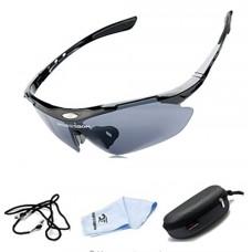 Lorsoul Cycling Sunglasses Outdoor Sports Bicycle Sun Glasses Bike glasses For Men Women Running Driving Racing Ski Goggles Eyewear - B073GLRLTQ