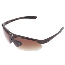 TwJim Outdoors Sports Riding Cycling Bike Goggles Men Women Sunglasses Bicycle Eyewear (#006) - B07FBGY7DL