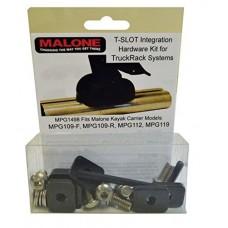 Malone Auto Racks T-Slot Mounting Kit for Aero Style Bars (MPG110  112  115  119 - B06XK8CVYN