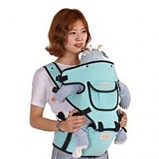QOJA baby carriers waist stool multi-functional 3 in 1 baby sling - B07F7DXKXQ