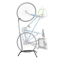Bike Loomb Vertical Bike Stand - Minimalist Upright Bike Stand Displays Bike in Small Spaces with No Wall Damage - B07CH77W43