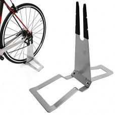 CyclingDeal Bike Bicycle Hub Mount Floor Stand Rack - B00P6EQ75C