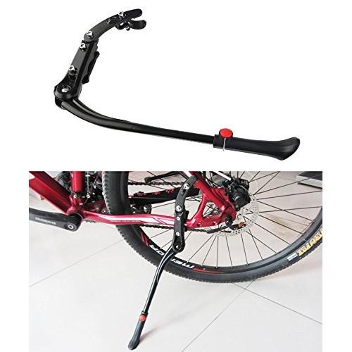 MTB Road Bike Side Kickstands BMX Bicycle Adjustable Alloy Stand Side Kick