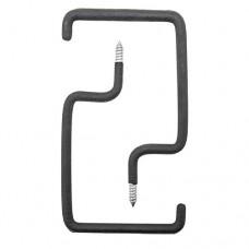 Sunlite Fat Bike Storage Hooks - B00JWX4H6Y