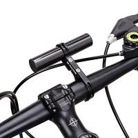 Alonea 31.8MM Bike Flashlight Holder Handle Bar Bicycle Accessories Extender Mount - B07CRNR1H6
