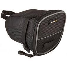 AmBasics Strap-On Wedge Saddle Bag for Cycling  Medium - B0761YB9Q9