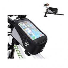 Vangoddy Fashion Bicycle Frame Bag Cycling Pouch Cycling Bag Gears Pouch for Microsoft Lumia 650/Motorola G5 Plus/Moto M/Z Play(Z Play Droid)/Moto Z/Z Force/Nokia 3/Nokia 5/Nokia 6 - B0721W9M15