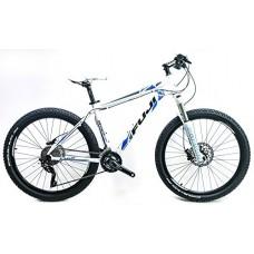 "2015 17"" Fuji Nevada Comp 1.1 26"" Hardtail Aluminum MTB Bike Shimano 10s NEW - B079328W52"
