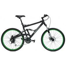 2018 Gravity FSX 2.0 Dual Full Suspension Mountain Bike Shimano Acera Suntour - B01BLPUBQ0