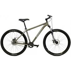 Gravity 27Five FS 27.5 650b Single Speed Disc Brakes Mountain Bike - B01438ZK3G