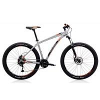 Polygon Bikes  Xtrada 5  Gray/Orange  Mountain Bike - B01MSETLRK