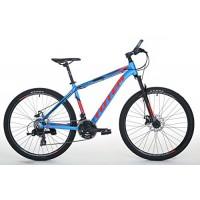 """ToTeM 26"""" Aluminum Frame Mountain Bike Shimano 21 Speed - B079RN5BZ5"""