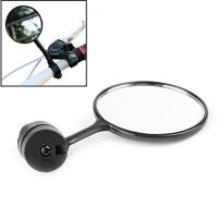 Stebcece 360° Bicycle Bike Handlebar Flexible Cycling Rear View Rearview Mirror Safety - B01N0690YU