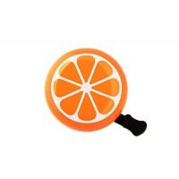 Atozi Orange Bike Bicycle Cycle Bell Ring Tangerine Mandarin Horn - B075TXYDN3