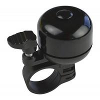 Bicycle Bell mini black alloy - B00SVLUT0Q