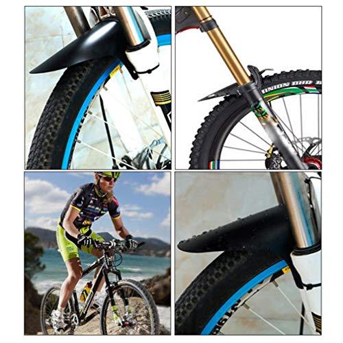 MTB Mountain Bike Front Bicycle Lightweight Mudguard Mud Guard Accessory US