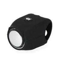 Ecosin Cycling Electric Horn Bike Bicycle Handlebar Ring Bell Life Waterproof Horn Bell (black) - B07CY187NN