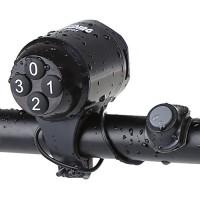 KEWAYO Bicycle Horn and Alarm Cycling Bike Alert Bells Ring Loud Electric Siren - B013VY8YAY
