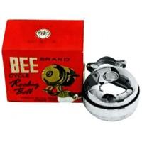 Kool Stop Bee Cycle Revolving Bicycle Bell (Chrome) - B001SYM32K