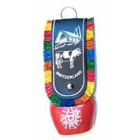 Tej Gifts Ddlj Bell Swiss Cow Bell - size 3 - (13.5 X 5 Cm) - B00SKWZETM