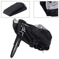 FORTOMORROW Universal Waterproof Bicycle Bike Cycle Cover Outdoor Rain Weather Resistant - B07GFMLRV9