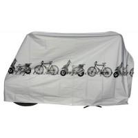 KLOUD City Grey Polyester Waterproof Bike Bicycle Cover - B00ADYK7Q0