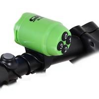KEWAYO Bicycle Horn and Alarm  Cycling Bike Horn  Bicycle Alert Bells  Bike Ring  Loud Electric Siren ( Green ) - B01M7YZNEA