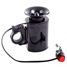 Snow Shop Everything 6-Sound Bike Bicycle Super-Loud Electronic Siren Horn Bell Ring Alarm Speaker - B07GH6KJYG