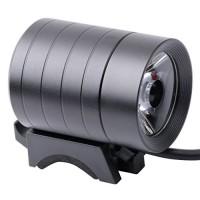 CJRSLRB® Mini 1200LUMENS CREE XMK T6 LED Light USB Bike Headlight Bicycle Headlamp With USB Cable- NEW Arrival Style - Full Aluminum Housing - B017LALPX2