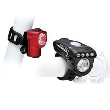 Cygolite Dash 320/Hotshot Micro USB Light Combo - B00MDCID02