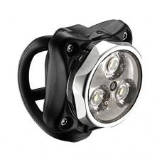 Lezyne Zecto Drive 120 lm Front Headlights (Front)  Silver - B011F8W0YO