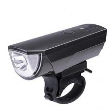 Daeou Bicycle Lights Induction Headlights Strong Light Charging Mountain car Flashlight Light Riding Equipment 10440.833.9mm - B07GPQD4LN
