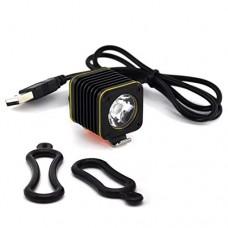 Daeou Bicycle Lights LED Headlight USB Charge Mountain Front Lamp - B07GPPN7XG