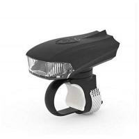 Daeou Bicycle Lights USB Charge Alarm Intelligent Vibration Night Biking Mountain Bike Front Light - B07GPSMG11