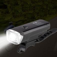 Daeou Bicycle Lights USB Charger Flashlight Light Mountain Bike Light Ride Front Light - B07GPRCZ4V
