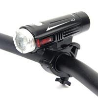 Daeou Bicycle Lights USB Charging Night Bike Warning Safety lamp Bicycle Front Light Mountain Light Flashlight Equipment - B07GPRQFG7